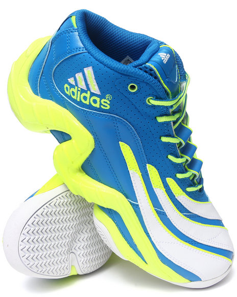 Adidas Blue Real Deal Sneakers