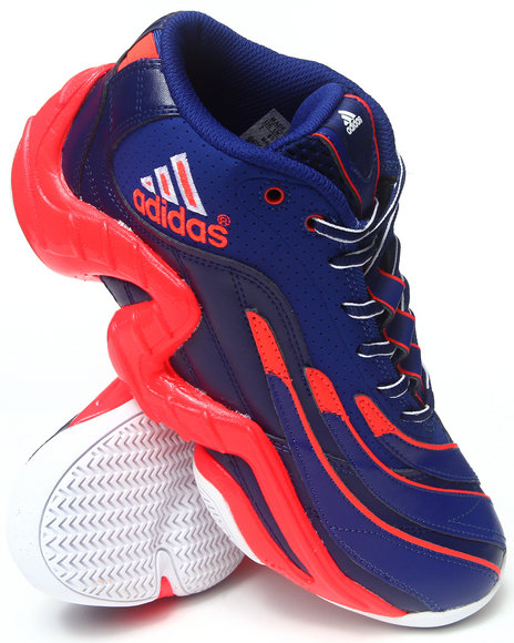 Adidas - Men Blue Real Deal Sneakers