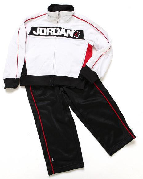 Air Jordan Boys White 2 Pc