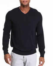 Nautica - Solid Modal V-Neck Sweater