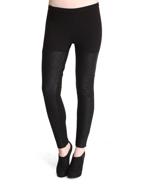 Dv By Dolce Vita - Women Black Monsoon Pants