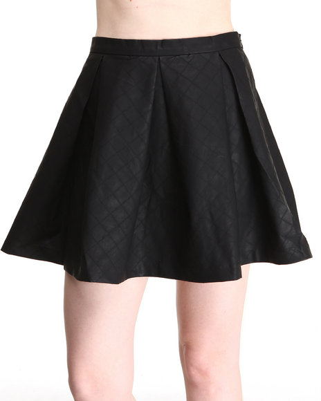 Dv By Dolce Vita - Women Black Mairin Skirt
