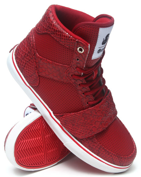 Radii Footwear - Men Red Standard Issue Se Sneakers
