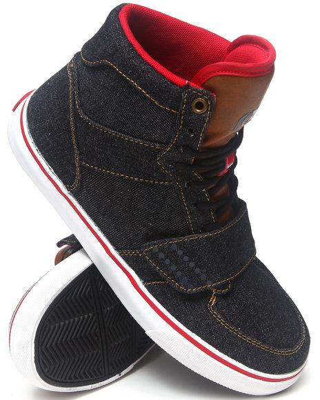Radii Footwear Black Standard Issue Se Sneakers