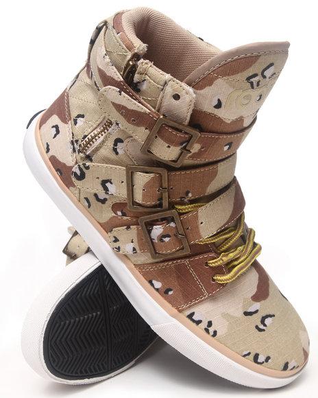 Radii Footwear Camo Straight Jacket Vlc Sneakers