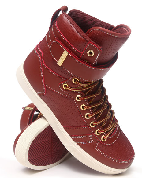 Radii Footwear - Men Brown Moonwalker Sneakers