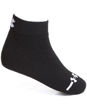 Under Armour - Charged Cotton Lo Cut Socks (6 Pair)