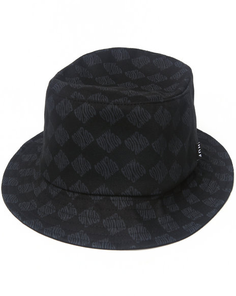 The Skate Shop Luxe Bucket Hat Black Large/X-Large