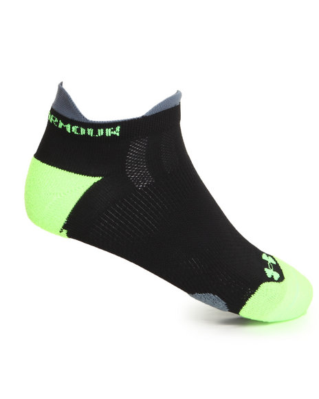 Under Armour Ultra Lite Double Tab Socks Black Large