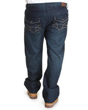 Men - Mercerized Denim Jeans (B&T)