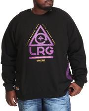 LRG - Gritstone Crewneck Sweatshirt (B&T)
