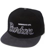 Burton - Standard Snapback Cap