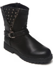 Boots - STUDDED BOOTIE (11-4)