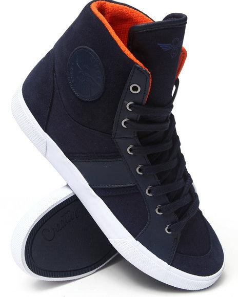 Creative Recreation Navy Fenelli Hightop Sneaker
