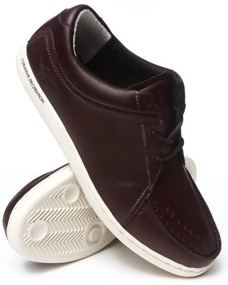 Creative Recreation Brown Matesi Shoe