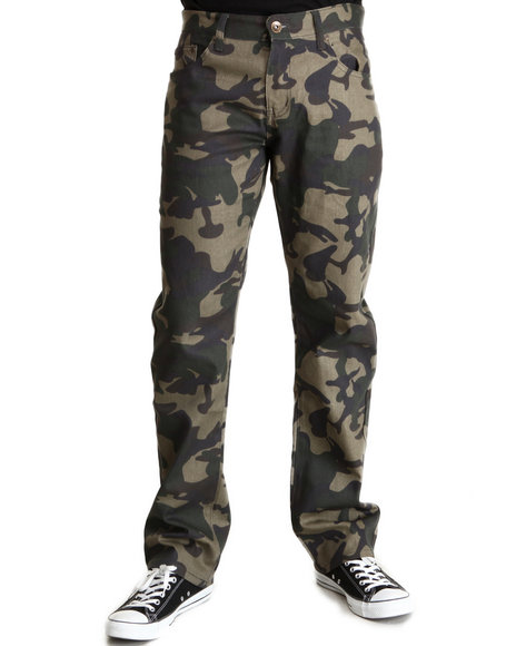 Buyers Picks - Men Camo Camo Reaction Pants