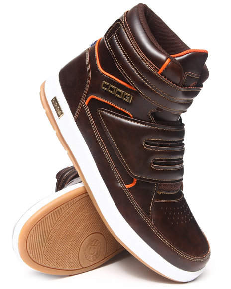 COOGI Brown Marcy Sneaker