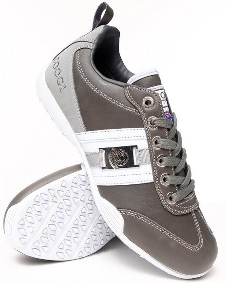 COOGI Charcoal,White Carver Sneaker