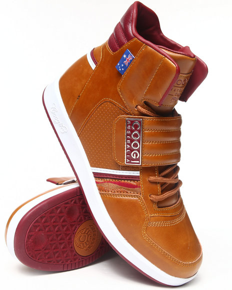 Coogi - Men Tan Monaco V Sneaker - $64.99
