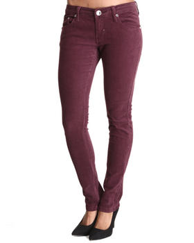 Basic Essentials - 5 Pocket Cords Pants