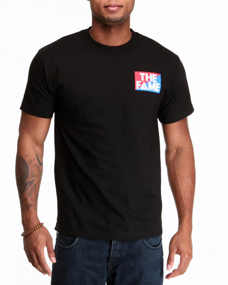 Hall of Fame Black Knockout 7.0 Tee
