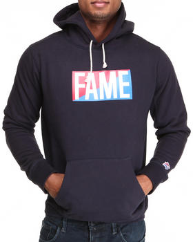Hall of Fame - Collegiate Split Pullover Fleece Hoodie