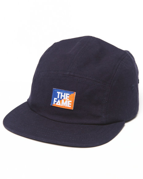 Hall Of Fame Face Mag 5-Panel Cap Navy
