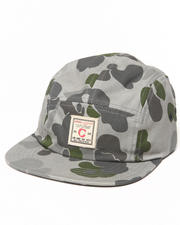 Men - Long Range 5 Panel Cap