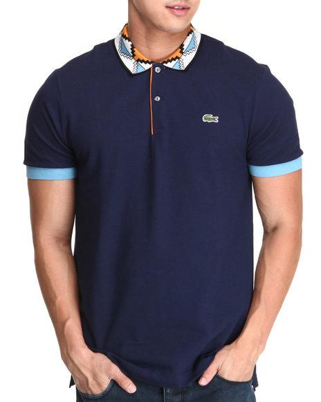Blue,Navy Polos