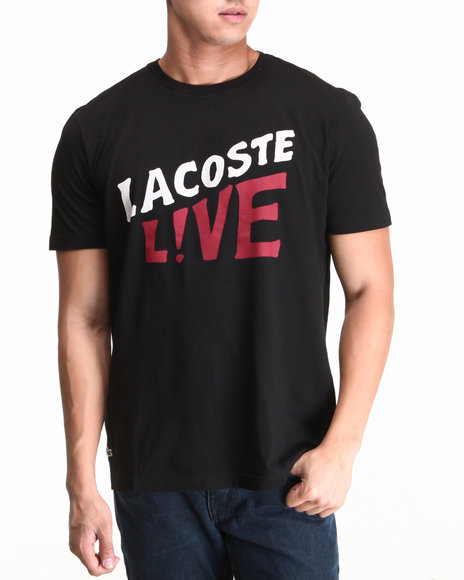 Lacoste Live T-Shirts