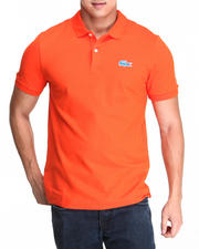 Men - L!Ve S/S Stretch Croc Pique Polo