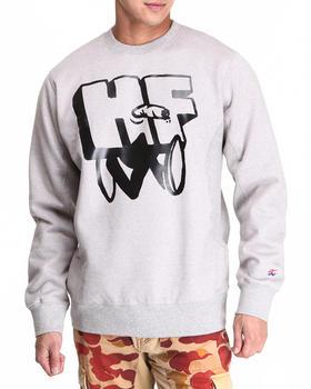 Hall of Fame - Hit & Run Crewneck Fleece Sweatshirt