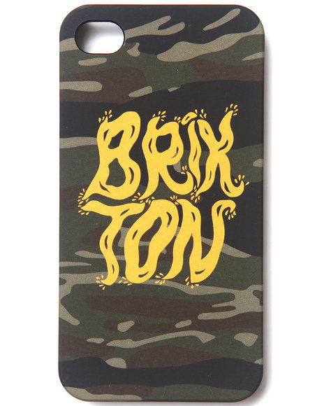 Brixton - Cloak iPhone 4/S Case