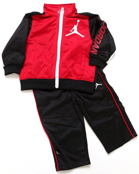 Air Jordan Boys Red 2 Pc