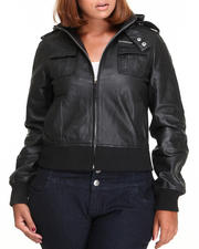 Women - Leather Jacket