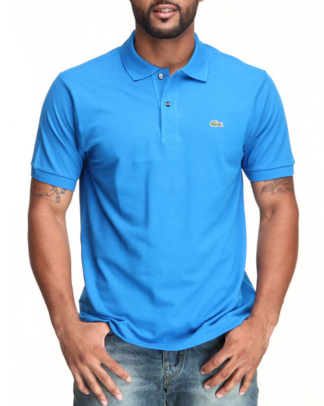 Lacoste - Men Blue S/S Classic Pique Polo