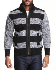 Cardigans - Full Zip Cardigan