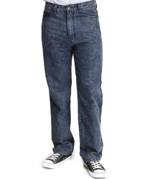 MO7 - Marble Washed Color Denim Jeans