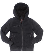 Arcade Styles - SPIES LIKE US FLEECE JACKET (4-7)