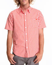 A Tiziano - Eaton S/S Button-Down