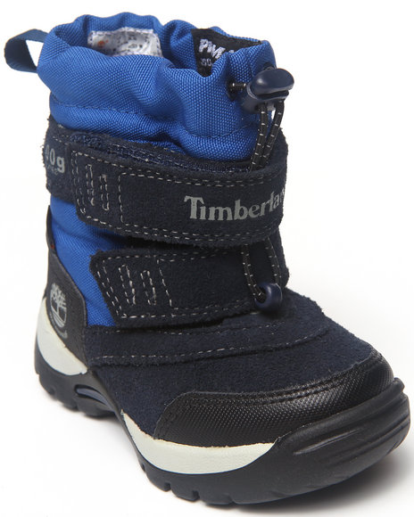 Timberland - Boys Blue Snow Squall Waterproof Boots