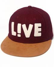 Lacoste Live - L!Ve Wool Flannel Cap