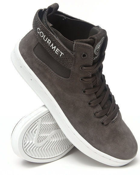 Gourmet - Men Grey Nove 2 Wr Sneakers
