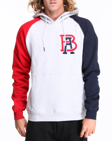 Black Apple Grey Pacquiao Pullover Hoodie