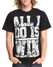 Ackers - All I Do Is Win Tee