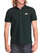 Lacoste Live - L!Ve S/S Stretch Croc Pique Polo