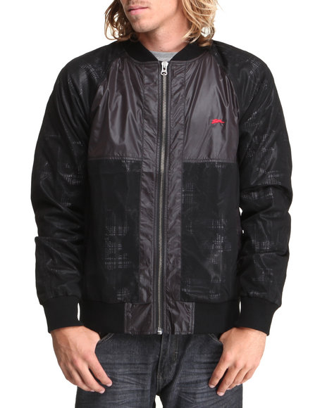 A Tiziano Black Jack Lightweight Jacket