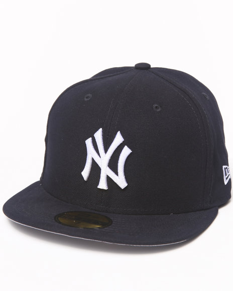 New Era Navy Fitted