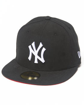 New Era - New York Yankees Team Patch 5950 fitted hat