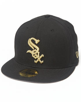 New Era - Chicago White Sox 59th Anniversary Side Patch 5950 fitted Hat
